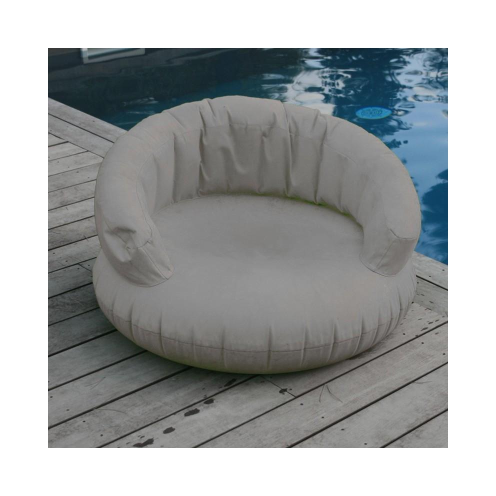 Chaises gonflables flottantes CH'AIR GRIS