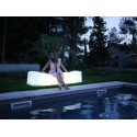 Banc gonflable Bench'Air lumineux 10h 107099-LF