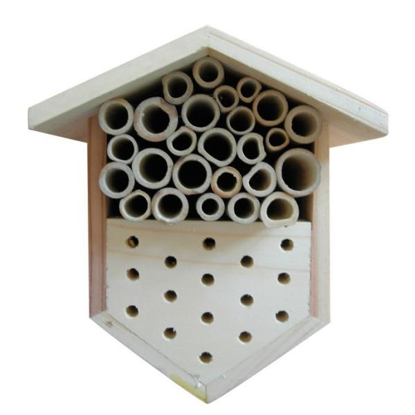 Maison à coccinelles et abeilles